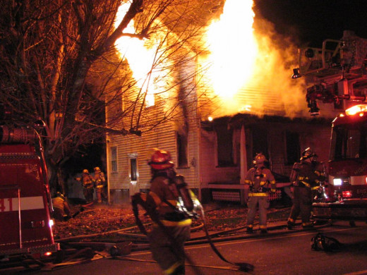 Firefighter Life