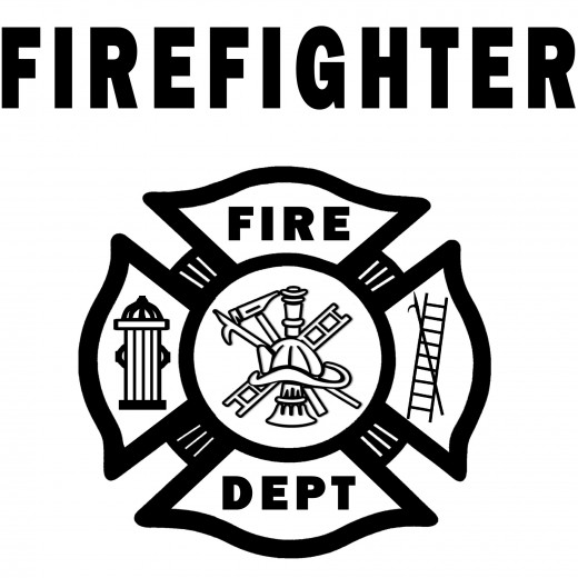 Firefighter Logo T-Shirts and Gifts