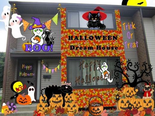 Halloween Treat Decorations