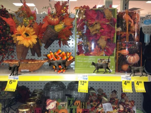 Halloween Decorations On Sale Everywhere