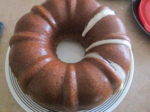 Bundt Pan Cakes