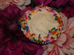 Cupcakes, Sweets and Flowers