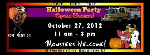 East Windsor Fire Company #2 Halloween Party