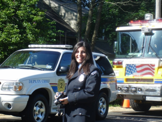 Thank you to our Fire Company Photographer Cindy Rashkin who over the last 10 years has not only attended so many community events and fire prevention activities with us but has also captured those moments to share and keep forever through her incred