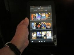 Kindle Fire Ebook Readers