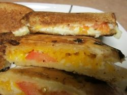 Grilled Cheese Month Is April