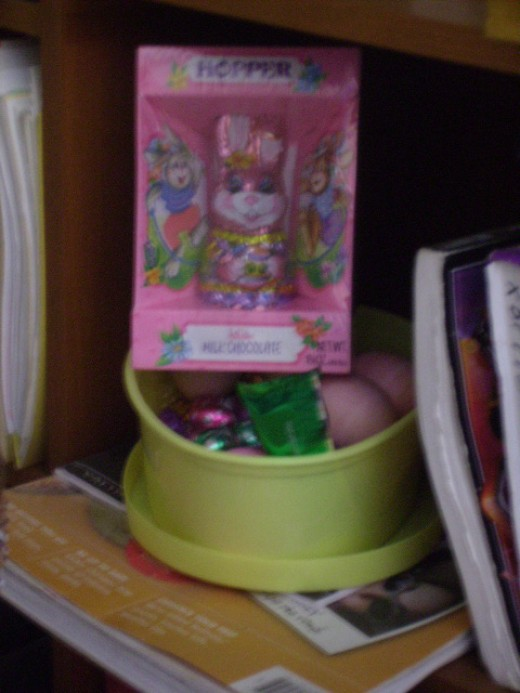 This Easter Basket hasn't been found yet