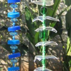 Plastic Bottle Sun Catcher