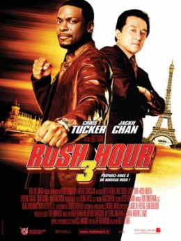This is proof that Rush Hour 2 was not the worst sequel ever.  (source: movies.about.com)