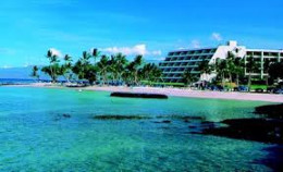Photo of the Mauna Lani Bay Hotel