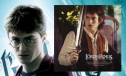 Lord of the Rings vs Harry Potter