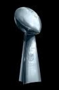 The NFL Vince Lombardi Trophy