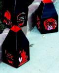 Creative Halloween Paper Lanterns