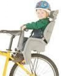 Child Bike Seats - Keeping kids safe on bike rides.