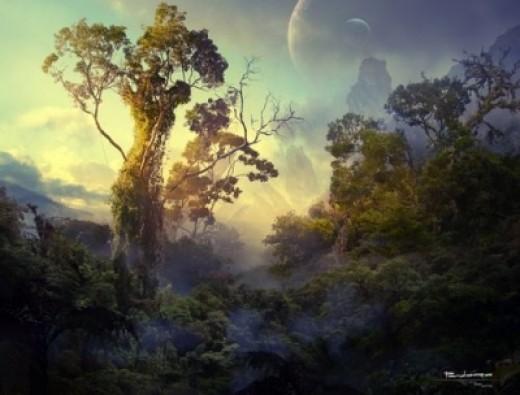 Pandora Landscape