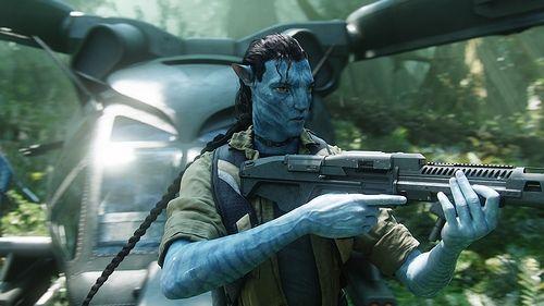 Once a Marine always a Marine/Avatar