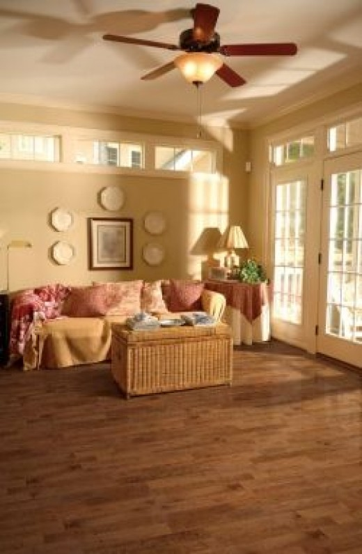 Choosing Laminate Wood Flooring Where Do You Want It
