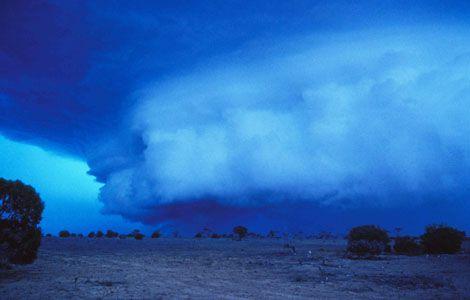 Nullarbor Storm