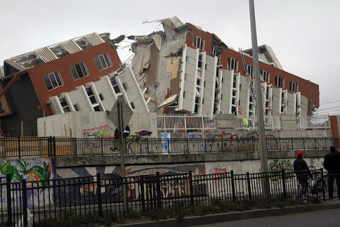 Chilean Earthquake 2010