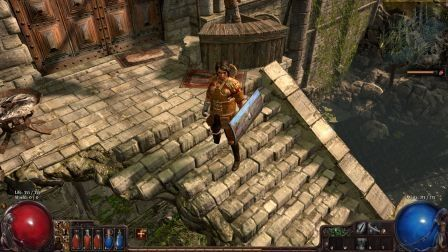 Path of Exile in-game screenshot