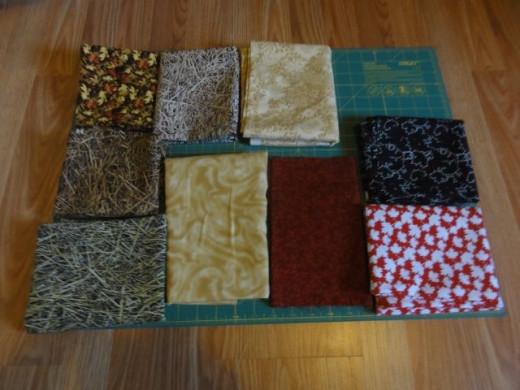 new fall fabrics