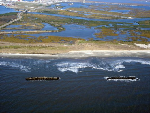 The Louisiana Barrier Islands