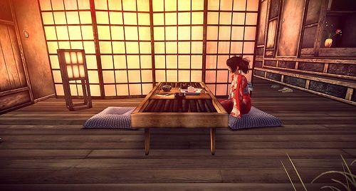 Josei Woman in Komono