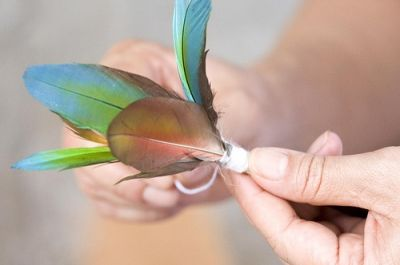 Feathers for Jewelry!