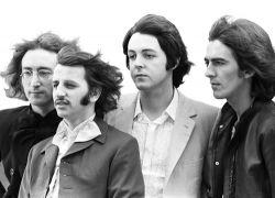 Beatles Lithograph