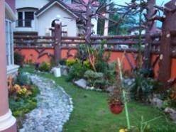 Scenic and Pristine Home Gardens