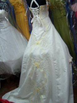 Wedding Gown and Party Dress