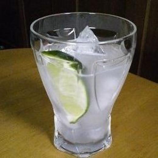 Kamikaze Cocktail - By Momoji3 via Wikimedia Commons