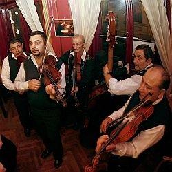 Romanian Gypsy Band