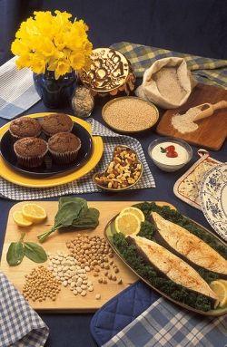 Food Sources of Magnezium