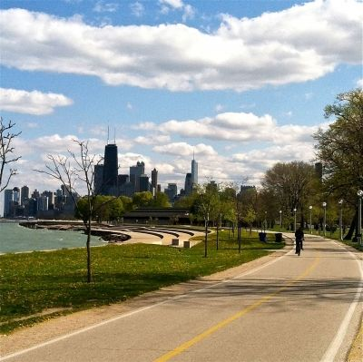 My Slice of Blading Paradise - Chicago Lakefront