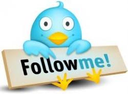 twitter follow me image