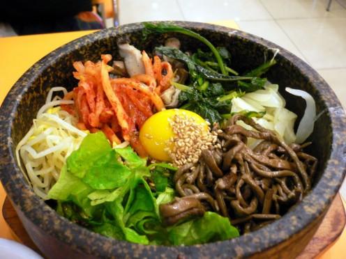 Bibimbap, Jeonju's most famous dish!