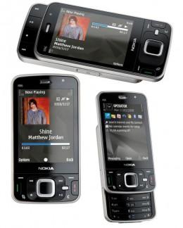Nokia N96 Revealed