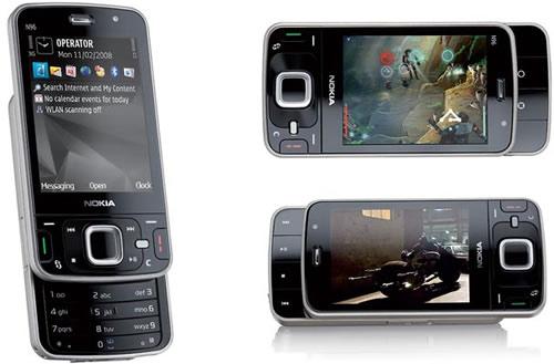 Nokia N96 Exposed