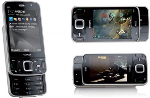 Nokia N96 Exposed