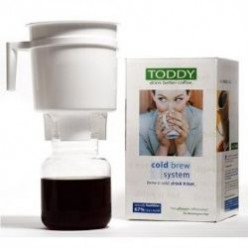 Brew Toddy Cold Brew Coffee at Home for Iced Coffee Drinks