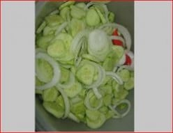 Minnesota Cooking: Cucumbers - Quick Pickles