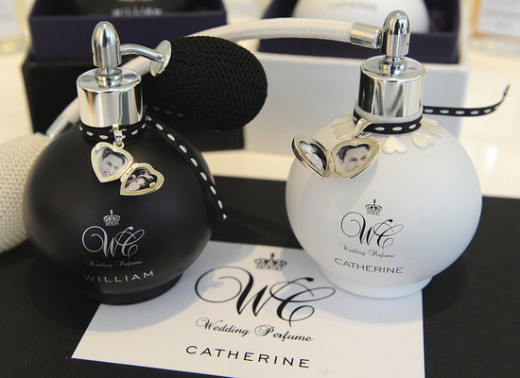 royal wedding perfume