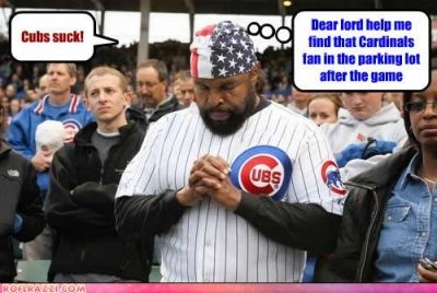Cubs Prayer