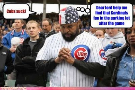 Cubs Prayer