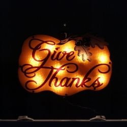 Give Thanks with Style and Ambiance.