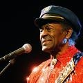 Chuck Berry is still performing in his 80's. Most of his public appearances currently are held at Blueberry Hill and the Pageant in St. Louis, MO - his hometown.