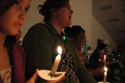 A Candlelight Service