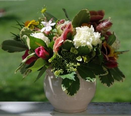 Dainty Flower Bouquet