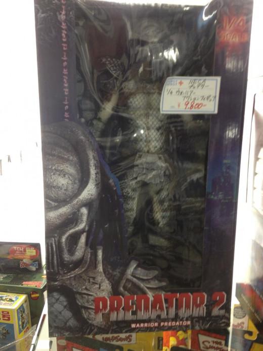 Predator!